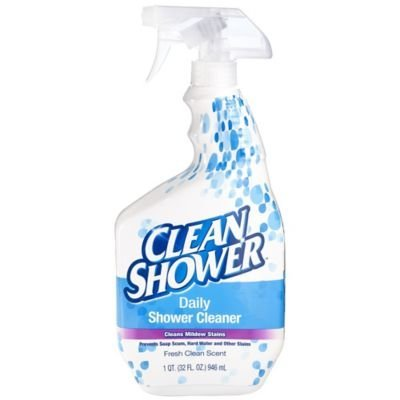Beau Clean Shower Daily Shower Cleaner Spray, 946ml