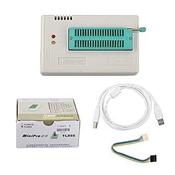 Mini Pro TL866A EEPROM Programador MiniPro TL866A USB Programador Programador Universal TL866A