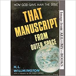 That Manuscript from Outer Space