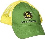 John Deere Boys Trademark Trucker Ball Cap