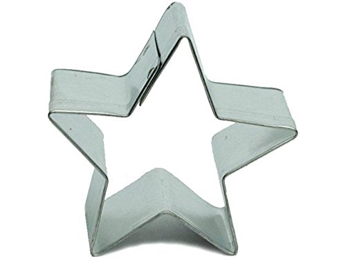 Star Dough Cutter (Fox Run 3309 Star Cookie Cutter, 2-Inch, Stainless Steel)
