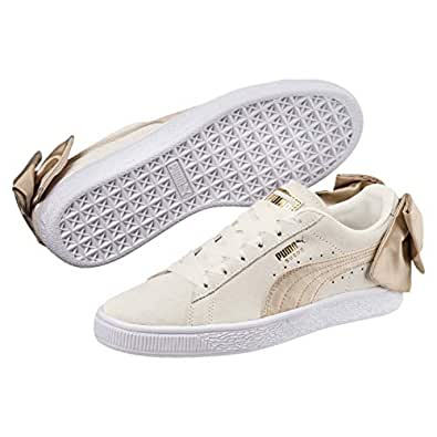 Image Unavailable. Image not available for. Color  PUMA Women s Suede Bow  Varsity WNS 177471746