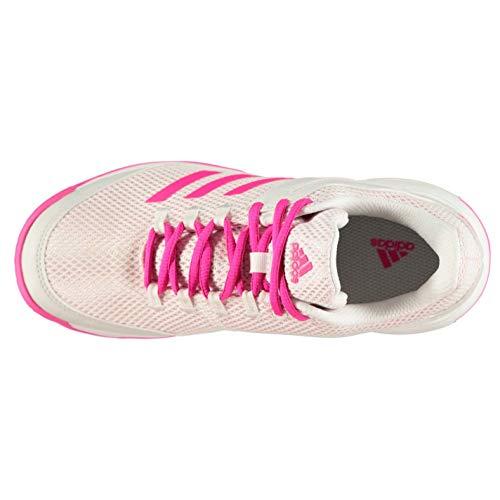 K adidas 000 de Adulto Blanco Unisex Adizero Zapatillas Club Blanco Tenis xgaWcEvgwn