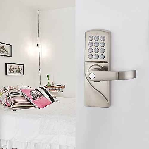 HAIFUAN Right Hand Digital Keypad Door Lock