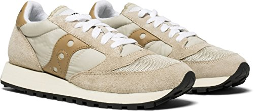 Castle tea T08 Cement Jazz tan Vintage Zapatilla Saucony pzAq11