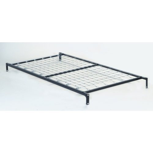 daybed 39 wire link fabric top spring down bracket by hollywood bed frame amazoncouk kitchen home - Wire Bed Frame