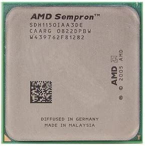 AMD Sempron LE-1150 2.0GHz 256KB Socket AM2 CPU