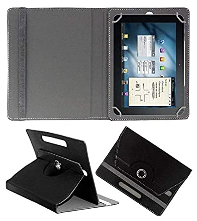 Hello Zone Exclusive 360 deg; Rotating 10 rdquo; Inch Flip Case Cover Book Cover for Samsung Galaxy Note 10.1 N8000  16  GB   Black Touch Screen Tablet