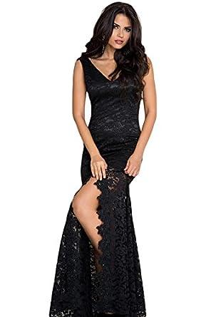 Robe de soiree elegante noire
