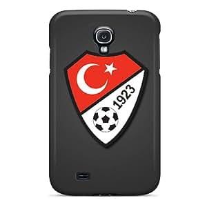 Hot Tpye Turkey Football Logo Case Cover For Galaxy S4
