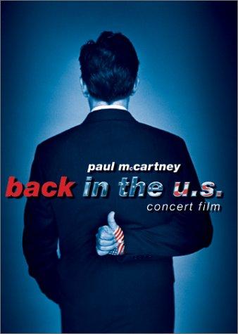 Resultado de imagem para Back In The U.S. dvd