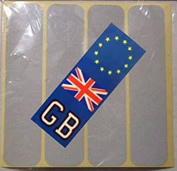... 4 Reflective Helmet Stickers Rectangular - 3M Scotchlite (comply with  French law) ...