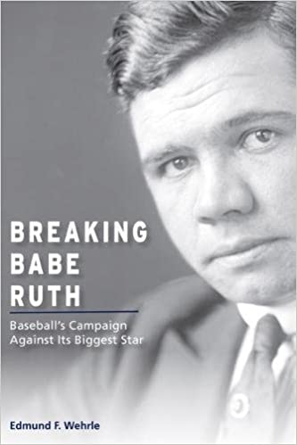 Breaking Babe Ruth Baseballs Campaign Against Its Biggest Star