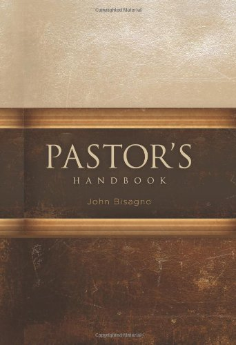 Read Online Pastor's Handbook PDF