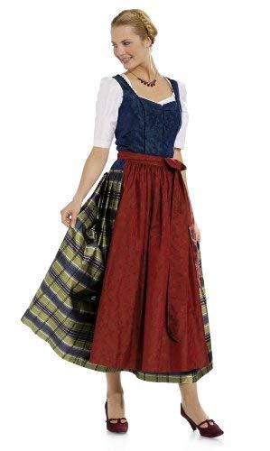 Burda Dirndl Dress Robe Folklore Sewing Pattern 7870 ()
