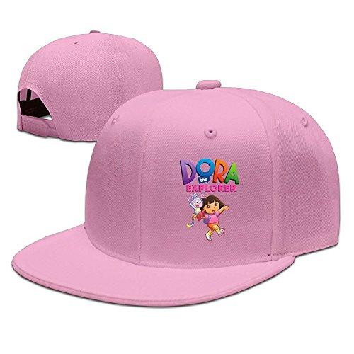 MaNeg Dora The Explorer Boots Unisex Fashion Cool Adjustable Snapback Baseball Cap Hat One Size - Chanel Cheap Boots