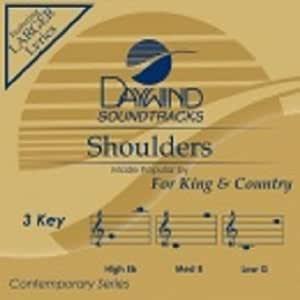 Shoulders (Accompaniment Performance Track)