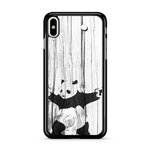 The Force Series -Bansky Street Art Graffiti- Compatible with New Apple iPhone 11 (6.1 Inch 2019 Model). Made in The USA