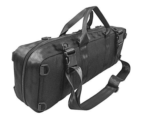 Battle Steel Discreet Compact Weapon/Gun/Rifle Bag ()