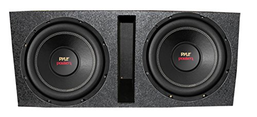 Pyle PLPW15D Subwoofer Ported Enclosure