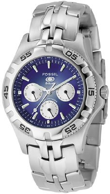 Fossil Men's Blue Watch BQ9177
