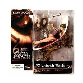 McFarlane Toys Six Faces Of Madness: Elizbeth Bathory