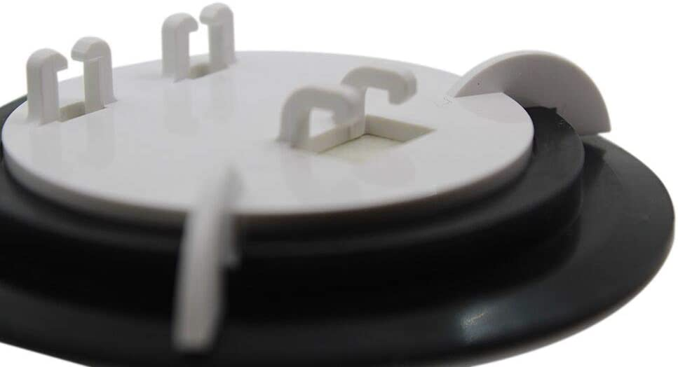 WR17X11653 Refrigerator Ice Door Recess Flapper for GE AP3672582 PS964304