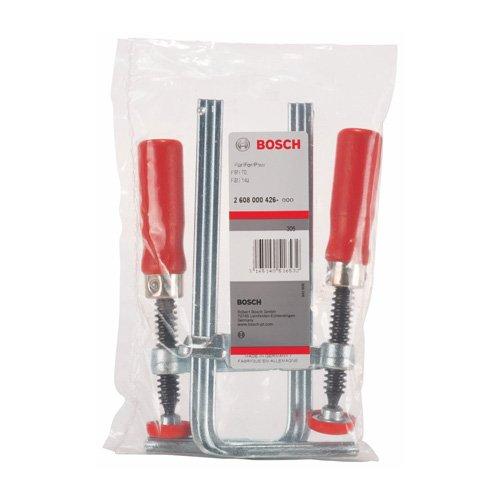 Bosch 2608000426 2 Schraubzwingen für Führungssch. 7