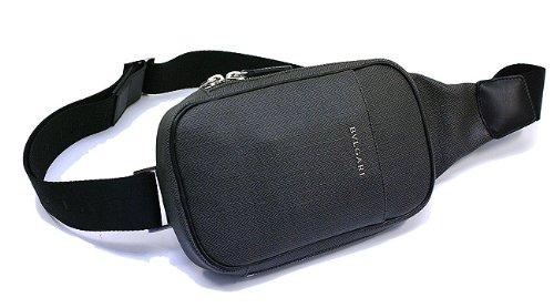 quality design 9b928 72d9d Amazon | ブルガリ ボディバッグ BVLGARI ウィークエンド PVC ...