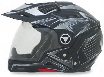 AFX FX-55 Multi Helmet XL Flat Black