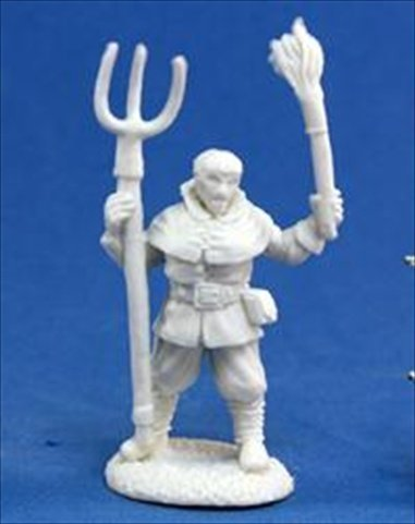 Townsfolk: Village Rioter (1) Miniature