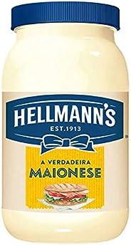 Maionese Hellmann's Tradicional