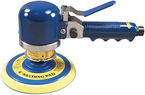 Astro 300SP 6-Inch DAQ Random Orbital Sander with Pad – Regular Duty, 9,000rpm