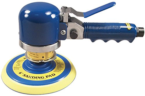 Astro 300SP 6-Inch DAQ Random Orbital Sander with Pad - Regular Duty, 9,000rpm -