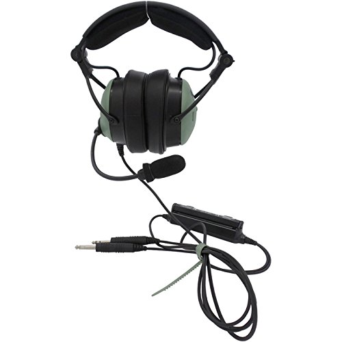 - David Clark DC ONE-X ENC Headset