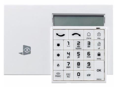 WMB621 Videofied Wireless Horizontal Alpha Keypad