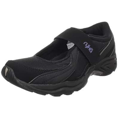 Ryka Women's Optimum Mary-Jane Fitness Shoe,Black,12 M US