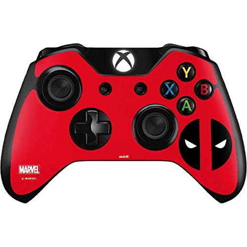 Marvel Deadpool Xbox Controller Skin product image