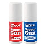 Mace Brand Pepper Gun Refill Cartridges