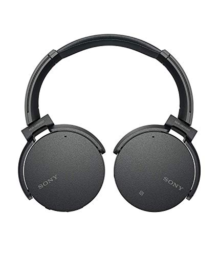 Sony XB950N1 Extra Bass Wireless Noise Cancelling Headphones - Black (International Version) …