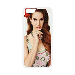 iPhone 6 Plus 5.5 Inch Case Image Of Lana Del Ray YGRDZ22054 Phone Casess Protective Custom