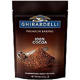 Ghirardelli 100% Unsweetened Ground Cocoa | 8 oz. | Baking & Desserts
