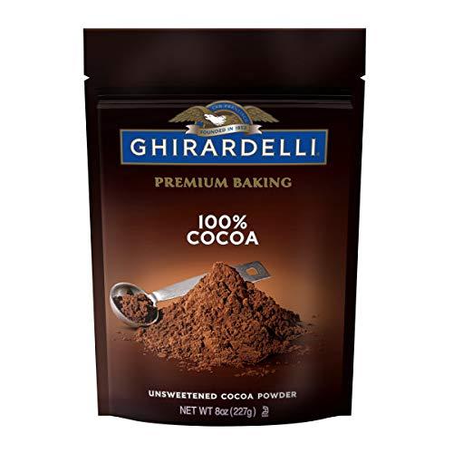 Ghirardelli Cocoa Unsweetened 8