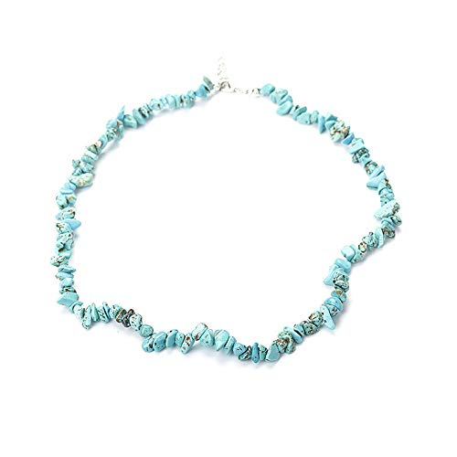 (Topgee Bohemian Retro Natural Freshwater Shell Leather Rope Necklace Ladies Jewelry Retro Creative Natural Shell Piece Necklace Children's Jewelry)
