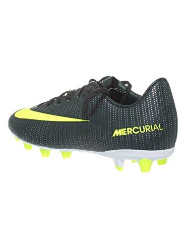 Nike 852484-376, Botas de Fútbol para Niños Verde (Seaweed / Volt / Hasta / White)