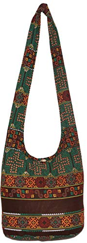 Bohemian Hipster Hobo Boho Hippie Crossbody Shoulder Bag Purse 39