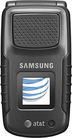 Samsung Rugby a837, Black (AT&T)