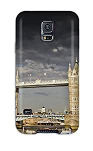 Hot Fashion GrswsCQ1106FQYAn Design Case Cover For Galaxy S5 Protective Case (k Wallpapers City )
