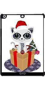 Funda para Apple Ipad Air - Navidad - Gatito by Adamzworld