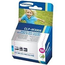 Samsung CLP-M300A/XAA Magent Toner 1K Yield  (CLP-300, CLP-300N, CLX-2160N, CLX-3160FN)